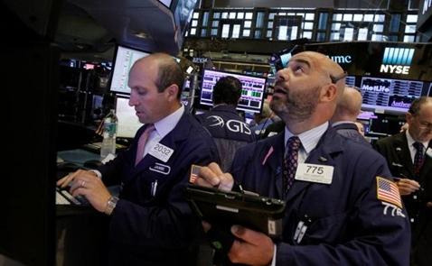 Chứng khoán Mỹ tăng điểm sau một loạt báo cáo lợi nhuận