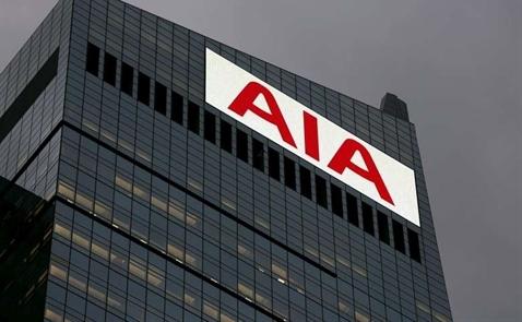 Lợi nhuận AIA tăng 14%