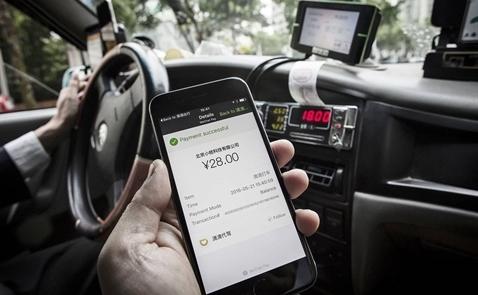 Trung Quốc bật đèn xanh cho dịch vụ gọi xe