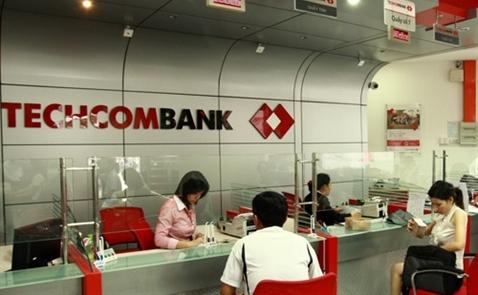 Techcombank: 6 tháng, lãi trước thuế đạt 1.587 tỷ đồng