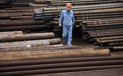 """Trung Quốc xem xét thành lập 2 """"siêu tập đoàn"""" thép"""