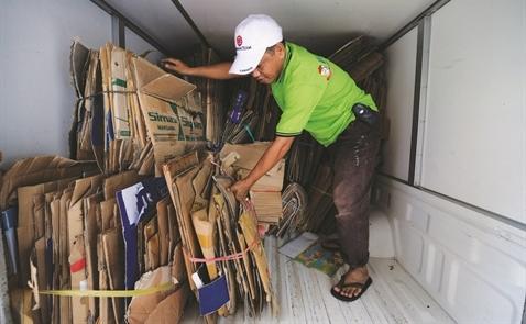 Ngân hàng rác: Giải pháp cho tái chế