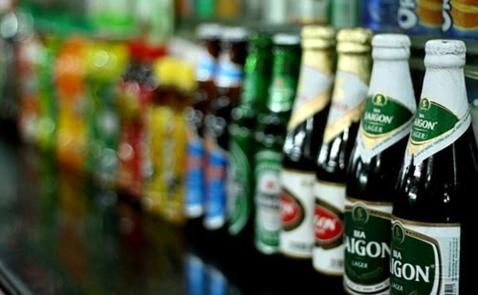 Người miền Nam chi nhiều tiền mua bia