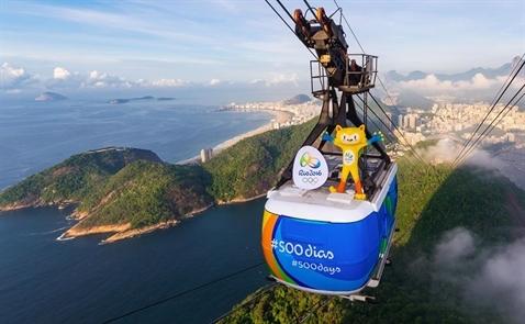 YAN giữ bản quyền Olympic 2016 tại Việt Nam