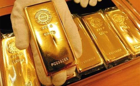 Giá vàng xoay quanh mức đỉnh 3 tuần