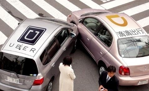 """Vì sao Uber """"tháo chạy"""" khỏi Trung Quốc?"""