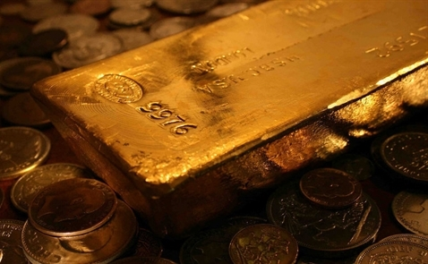 Giá vàng lên cao nhất 4 tuần, quay lại mốc 1.360 USD/ounce