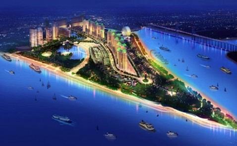 6 tỷ USD xây khu đô thị sinh thái ở phía nam Sài Gòn
