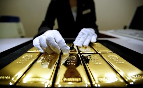 Giá vàng tăng trở lại sau khi Anh hạ lãi suất