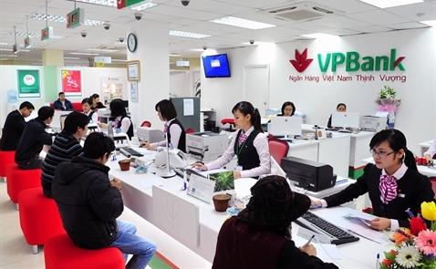 VPBank: Tín dụng tăng trưởng chậm lại, nợ xấu tăng lên 2,96%