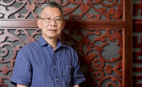 """Giáo sư Lê Văn Cường: """"Tôi tôn thờ đạo năng suất"""""""
