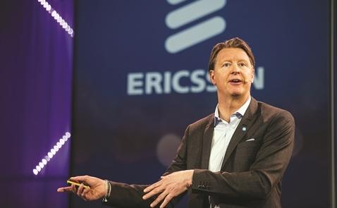 Ericsson tìm lối thoát trước Huawei