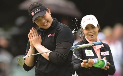 Bao giờ golf Việt bằng golf Thái?