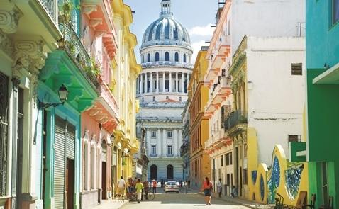 Đã đến lúc gõ cửa Cuba