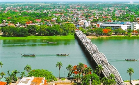 Vingroup xây thêm một trung tâm thương mại Vincom ở Huế