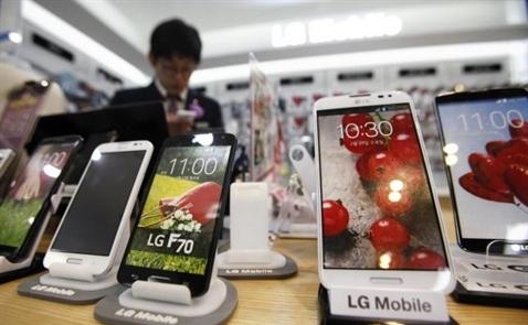 LG bác tin đồn rút khỏi thị trường smartphone Việt Nam