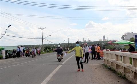 Đất Nhơn Trạch ồ ạt tăng giá theo chủ trương xây cầu Cát Lái