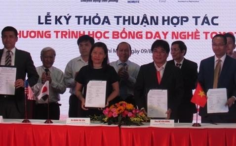 Toyota Việt Nam lần đầu triển khai chương trình