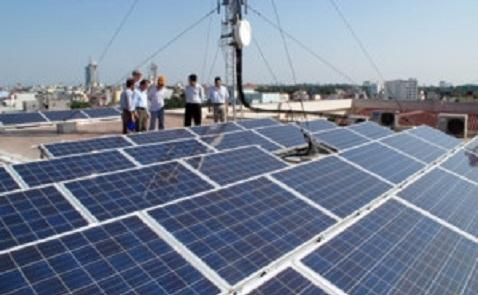 SBIC muốn hợp tác với Foxconn xây nhà máy điện mặt trời Cam Ranh