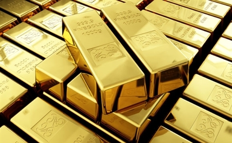 Giá vàng giảm khi USD hồi phục một phần