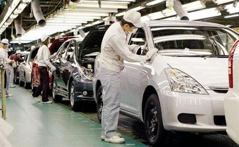 Toyota lãi 390 tỷ đồng mỗi tháng nhờ bán xe hơi cho người Việt