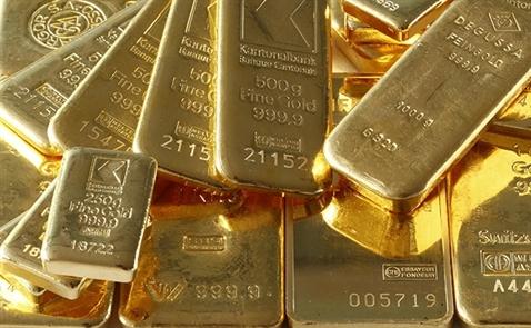 Giá vàng tăng sau số liệu kinh tế Mỹ trái chiều