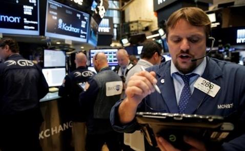 Chứng khoán Mỹ tăng điểm sau biên bản họp Fed