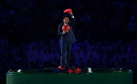 Thủ tướng Nhật đóng vai Mario, Nintendo tăng giá trị gần 1 tỷ USD