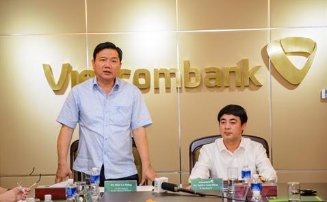Vietcombank đề xuất đầu tư 3.000 tỷ đồng trái phiếu đô thị TPHCM