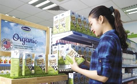 Sữa organic: Chiến lược mới của Vinamilk