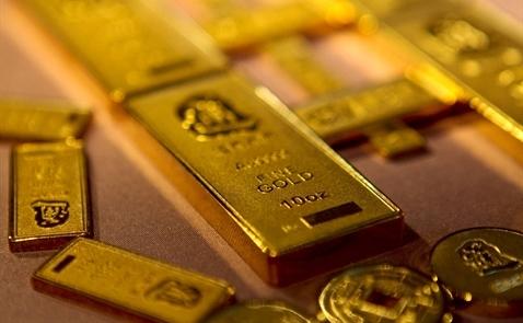 Giá vàng bắt đáy 1 tháng, chờ tín hiệu từ Fed