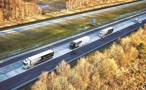 Xe tải không người lái sắp sớm trở thành hiện thực