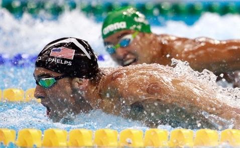 3 bài học kinh doanh từ kình ngư Michael Phelps