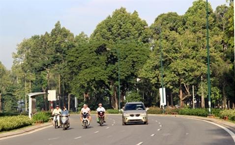 Đường nội đô đẹp nhất TPHCM được thông xe toàn tuyến