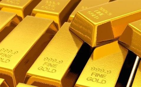 Giá vàng thoát đáy 5 tuần khi USD suy yếu