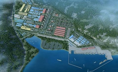 Hoa Sen sẽ rót 460 triệu USD cho phân kỳ đầu siêu dự án thép