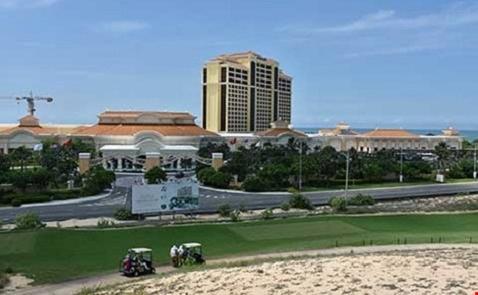 Hồ Tràm Strip xin xây sân bay tư nhân