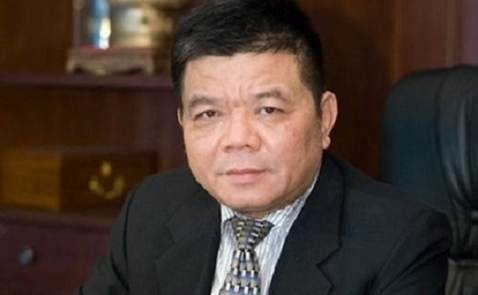 Ông Trần Bắc Hà chia tay BIDV