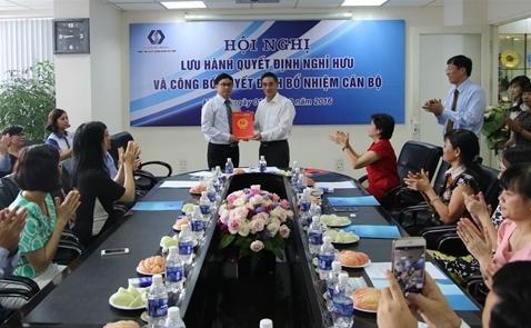 Trung tâm Lưu ký Chứng khoán có Chủ tịch HĐQT mới