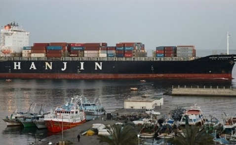 Hanjin tuyên bố phá sản, 540.000 container hàng hóa bị mắc kẹt ngoài biển