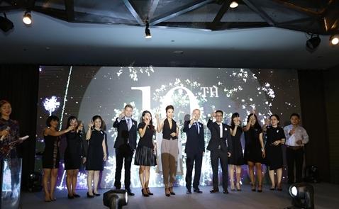 ECCO Việt Nam hành trình 10 năm bền vững