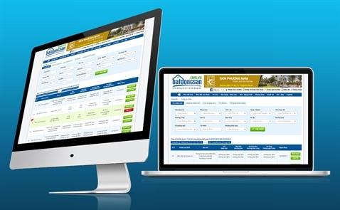 Batdongsan.com.vn sắp nhận vốn đầu tư từ Singapore