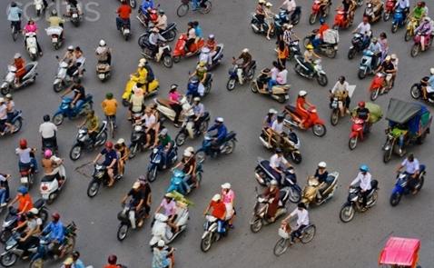 Việt Nam: Ác mộng của công nghệ xe hơi tự lái