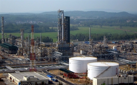 Dự kiến IPO nhà máy lọc dầu Dung Quất giữa năm 2017