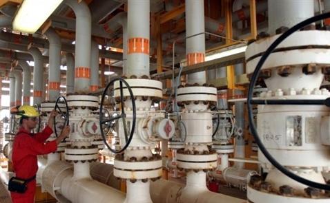 Giá dầu Brent đi xuống do bất ổn về OPEC