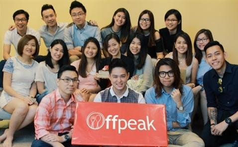 Offpeak nhận vốn đầu tư từ Yahoo Nhật Bản