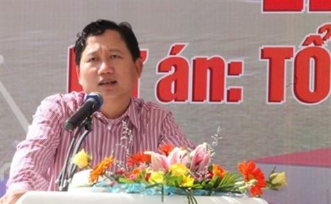 Hậu Giang triệu tập ông Trịnh Xuân Thanh