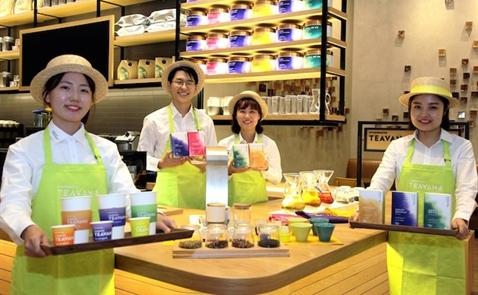 Bán trà tại châu Á, Starbucks nuôi tham vọng kiếm hàng tỷ USD