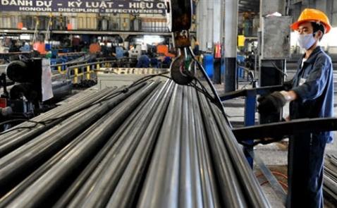 8 tháng nhập gần 13 triệu tấn thép từ Trung Quốc