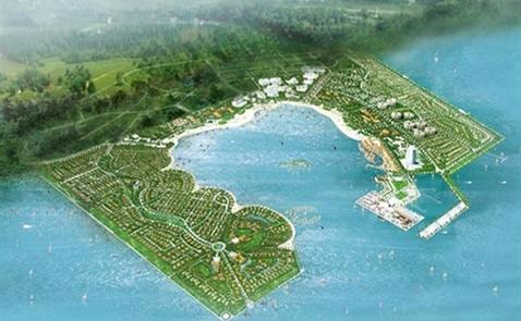 Vingroup nghiên cứu mở rộng quy hoạch đô thị lấn biển Cần Giờ